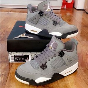 COPY - Jordan 4 retro cool grey 😍!